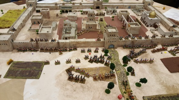 Wellesley in India in 15mm