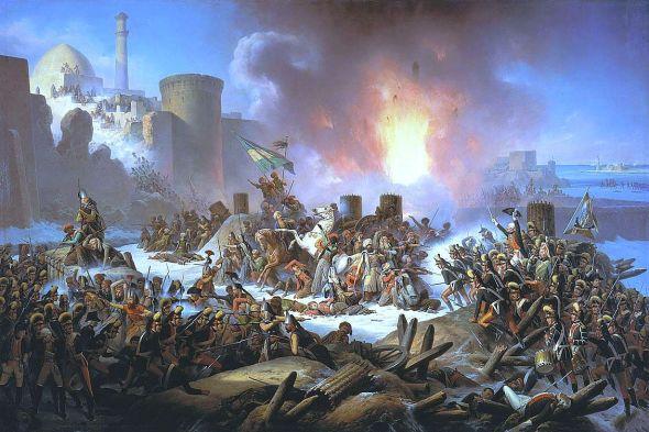 January_Suchodolski_-_Ochakiv_siege